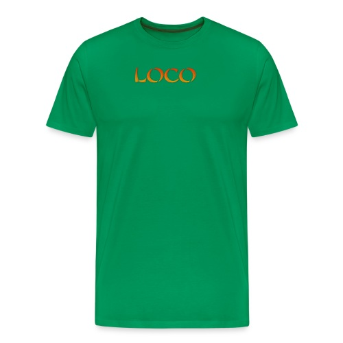 LOCO, NOT FOR ALL - Maglietta Premium da uomo