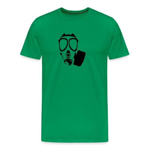 Suojelumies - Miesten premium t-paita