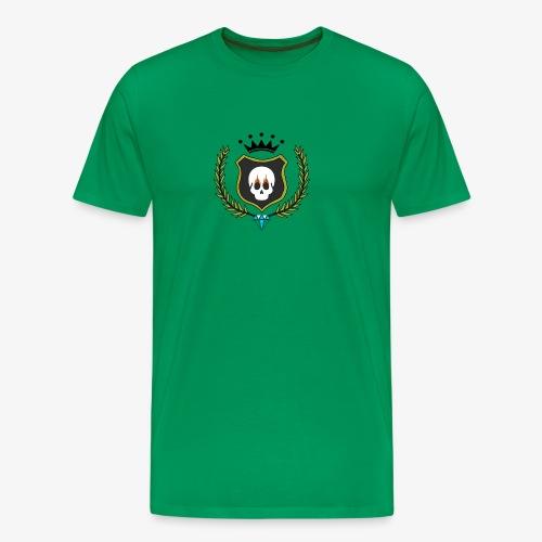 Skull Shield - Men's Premium T-Shirt