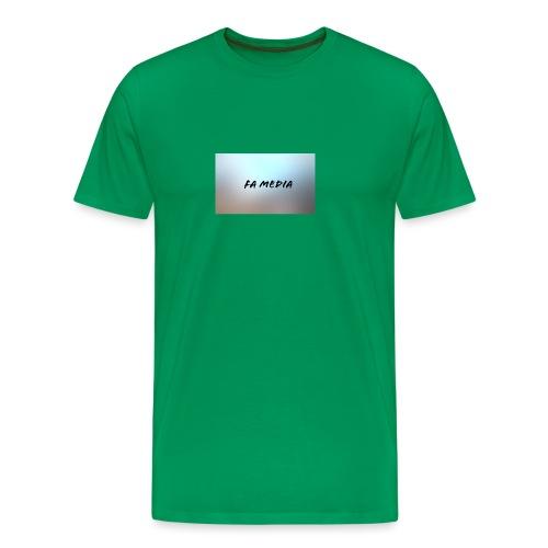 FA Media - Men's Premium T-Shirt