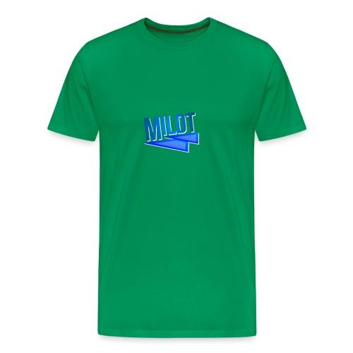 MILDT Normale Kids Shirt - Mannen Premium T-shirt