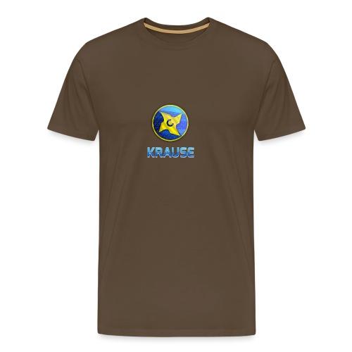 Krause shirt - Herre premium T-shirt