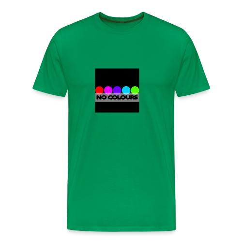 no_colours_20 - Camiseta premium hombre
