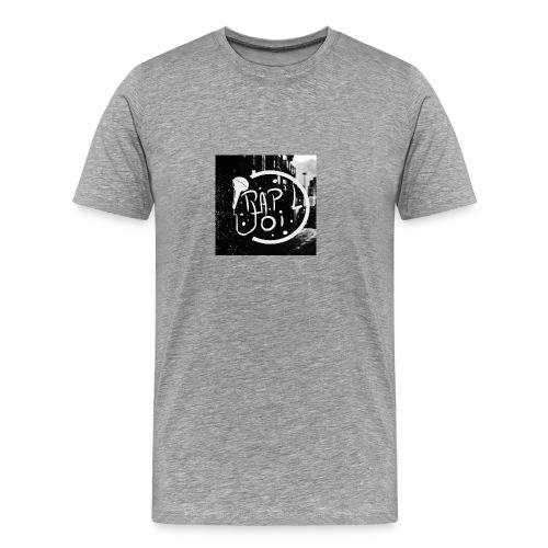 T-SHIRT LOGO CHAINE - T-shirt Premium Homme