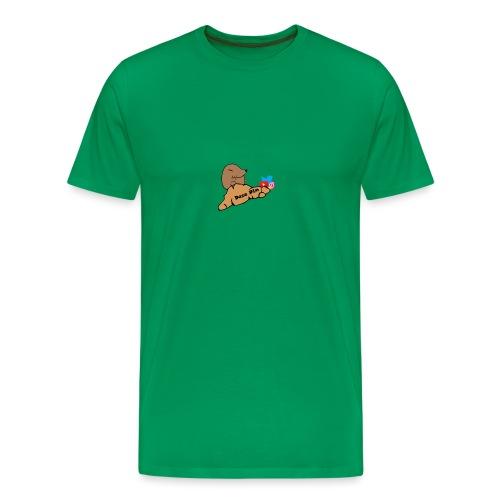 Deze Pim Kleding - Mannen Premium T-shirt