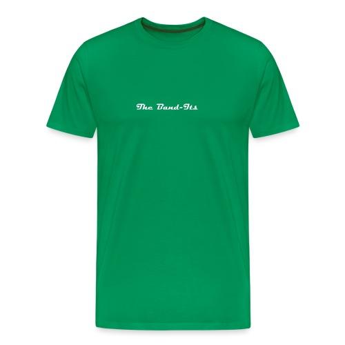 The Band-Its rugtas - Mannen Premium T-shirt
