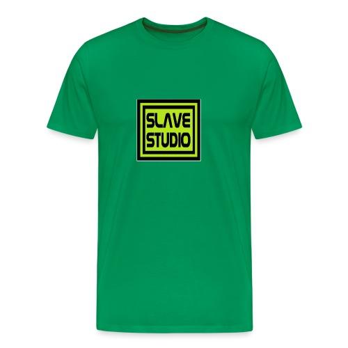 Slave Studio logo - Maglietta Premium da uomo
