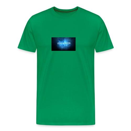 leak master - Men's Premium T-Shirt