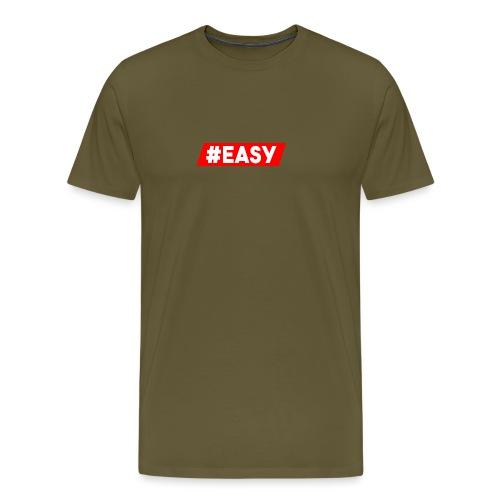 #EASY Classic Logo Snapback - Maglietta Premium da uomo