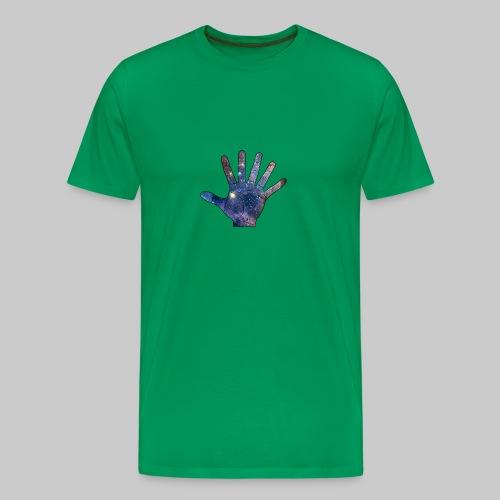CONFIRMED! - SIX FINGER BASEBALLCAP - Mannen Premium T-shirt