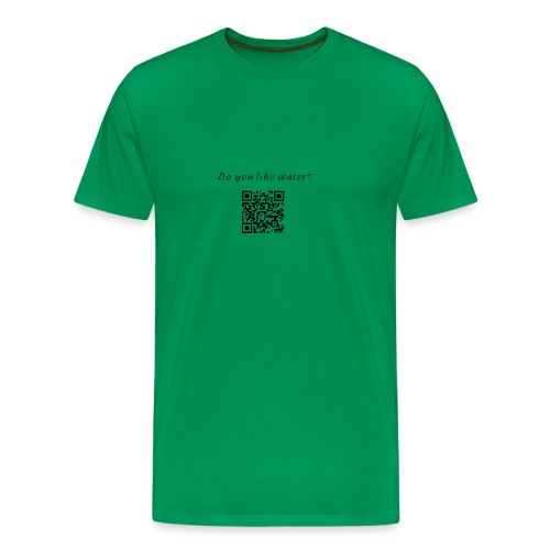 DoYouLikeWater - Maglietta Premium da uomo