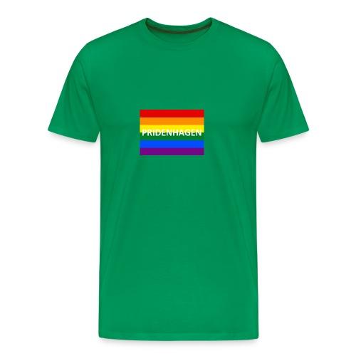 PRIDENHAGEN TANK TOP - Herre premium T-shirt