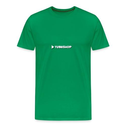 Tube shirt - Mannen Premium T-shirt