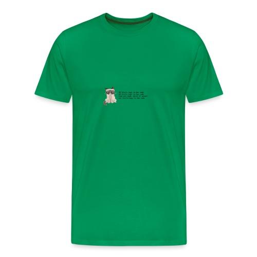 99 litle bugs of code - Mannen Premium T-shirt