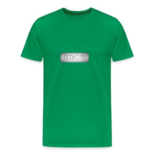 Borkowoef95 - Mannen Premium T-shirt