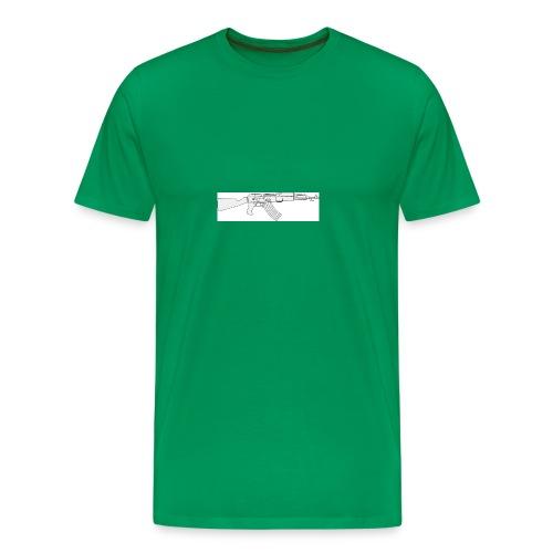 Tin3ashin Shirt Kalashnikov - Mannen Premium T-shirt