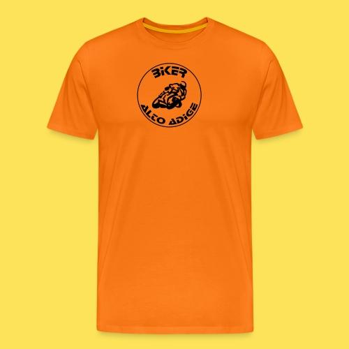 BikerAltoAdige circle logo Jacket - Maglietta Premium da uomo