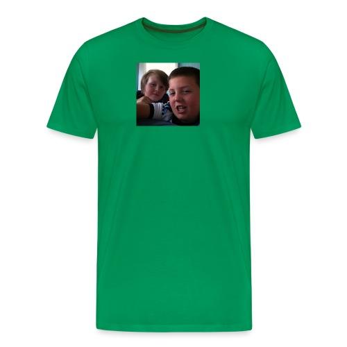 Gensere - Premium T-skjorte for menn