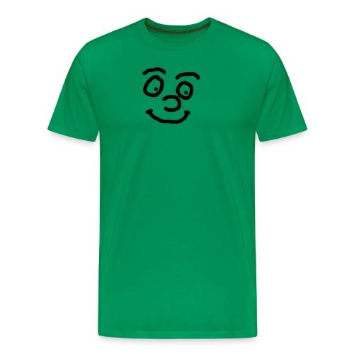 Mattan - Premium-T-shirt herr