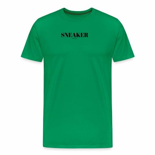 Sneaker - Männer Premium T-Shirt