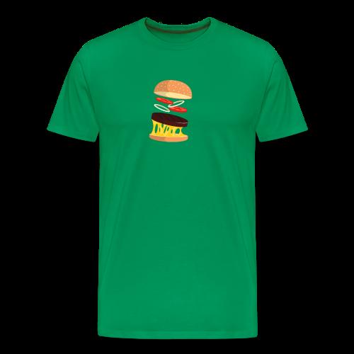 Hamburger Men - Men's Premium T-Shirt