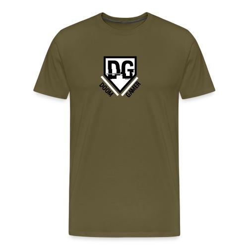 doom trui - Mannen Premium T-shirt