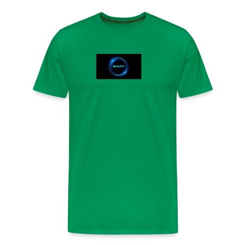 SamLocoClothing - Premium T-skjorte for menn
