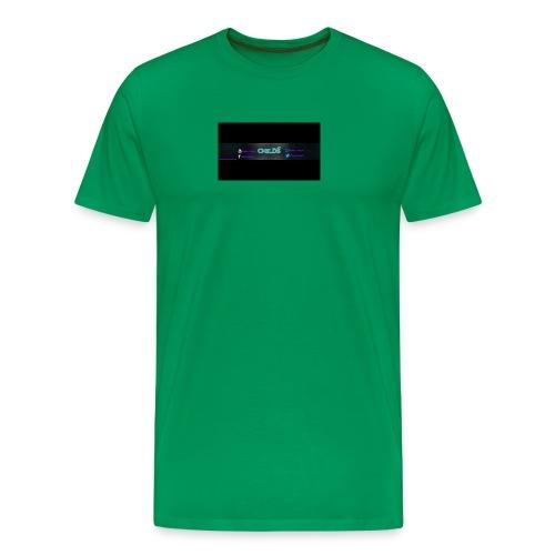 LOGO_Banner_Childs - Men's Premium T-Shirt