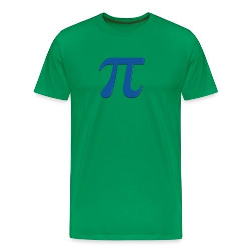 Pi - Camiseta premium hombre