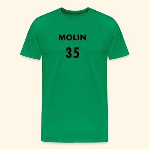 MOLIN 35 - Premium-T-shirt herr