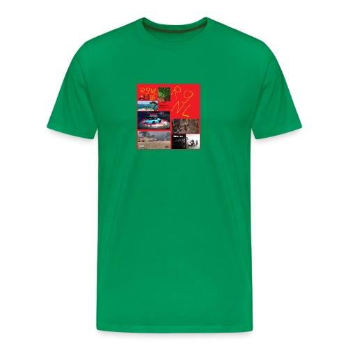 reidgamesnl - Mannen Premium T-shirt