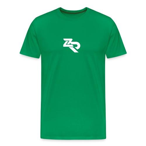ZR Hoodie - Herre premium T-shirt