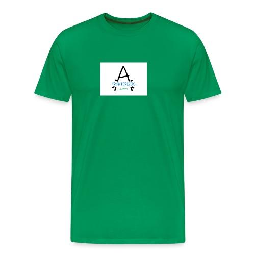 afronterizos almohada - Camiseta premium hombre
