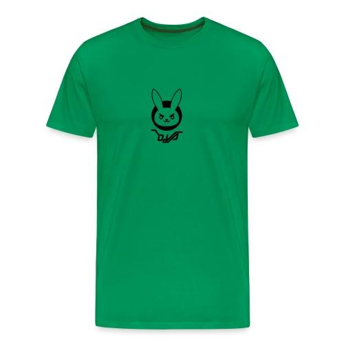 Logo_Dva - Men's Premium T-Shirt