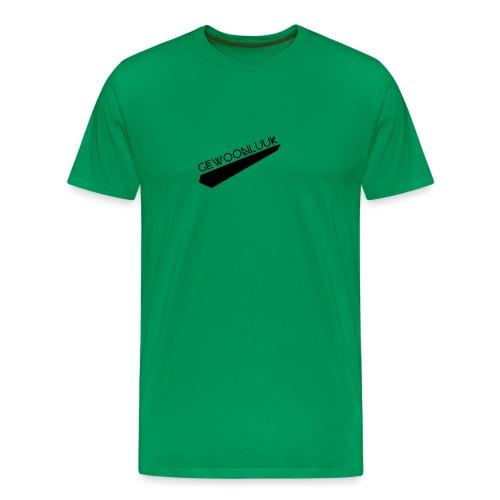 GewoonLuuk SportKleding - Mannen Premium T-shirt