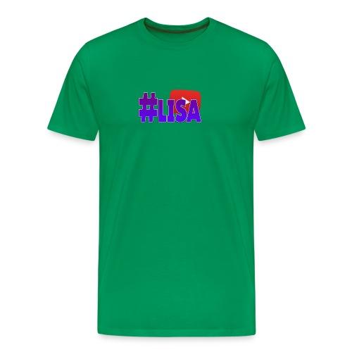 MERCHANDISE LISA - Mannen Premium T-shirt