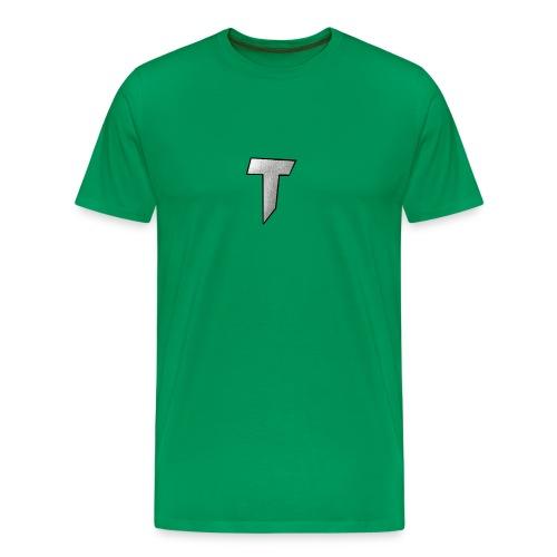 TrabsterDK - Herre premium T-shirt