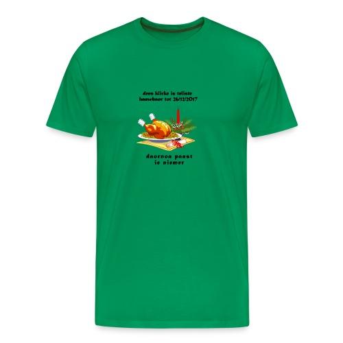 teliste_haawbaor - Mannen Premium T-shirt