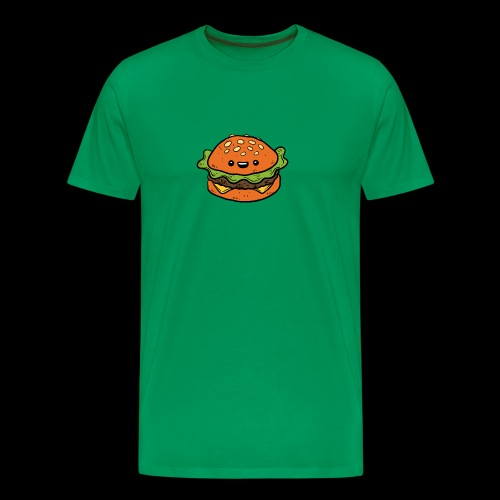 Star Burger - Mannen Premium T-shirt