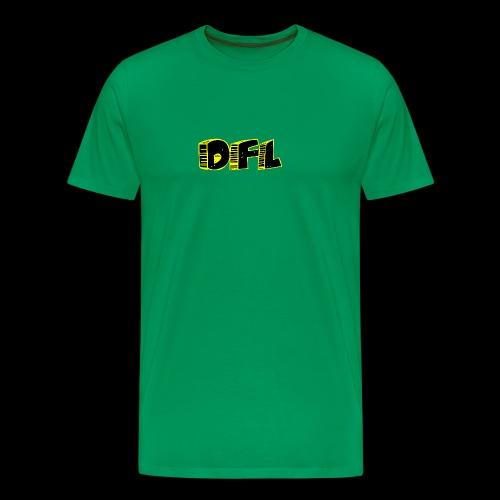 DFunctionaL Logo - Men's Premium T-Shirt