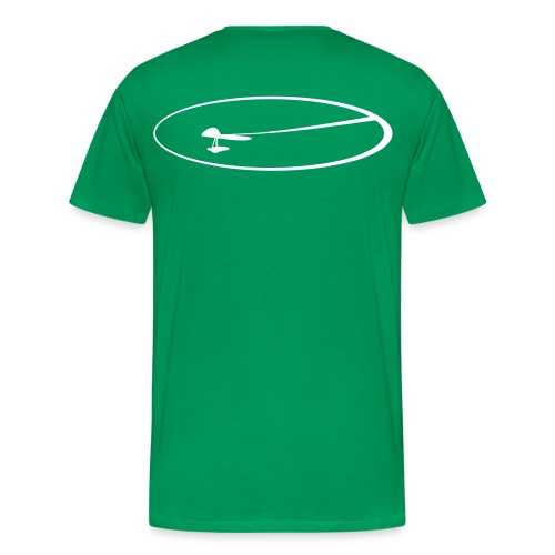 hanggliding - HG SPEED - Men's Premium T-Shirt