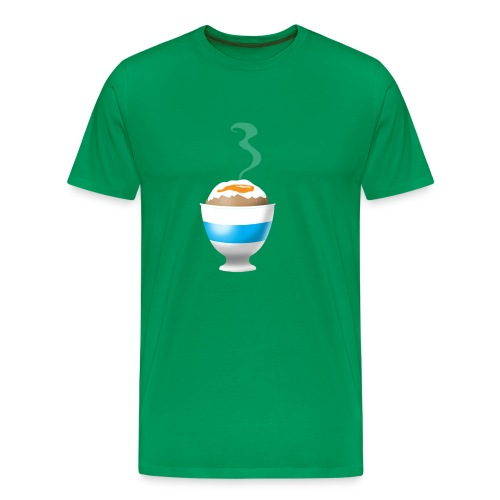 Boiled Egg - Men's Premium T-Shirt