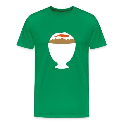 Boiled Egg - Men's Premium T-Shirt