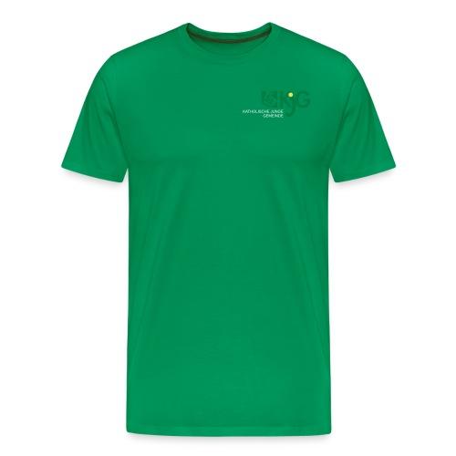 logovorne - Männer Premium T-Shirt