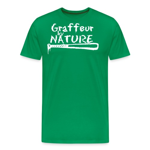 graffeur by nature - T-shirt Premium Homme