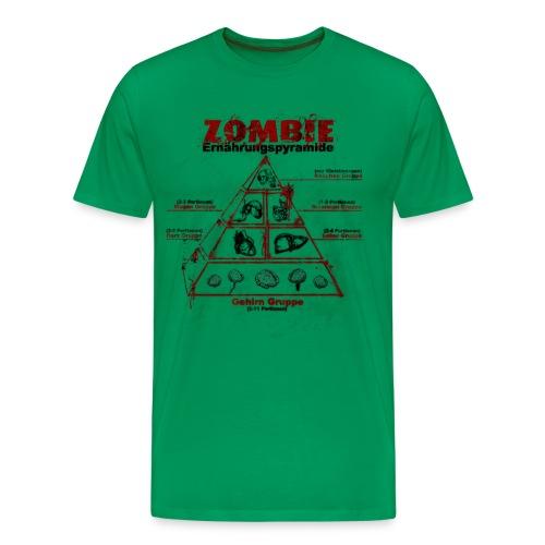 zapyramideretro - Männer Premium T-Shirt