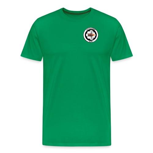 tervalentajat logo - Miesten premium t-paita