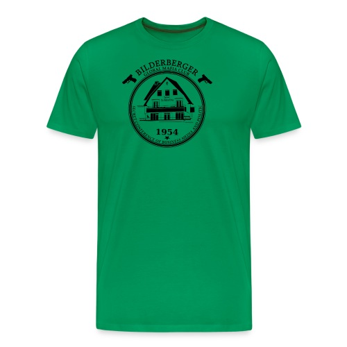 Bilderberg Logo - Männer Premium T-Shirt