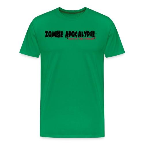 zalogoshirt - Männer Premium T-Shirt
