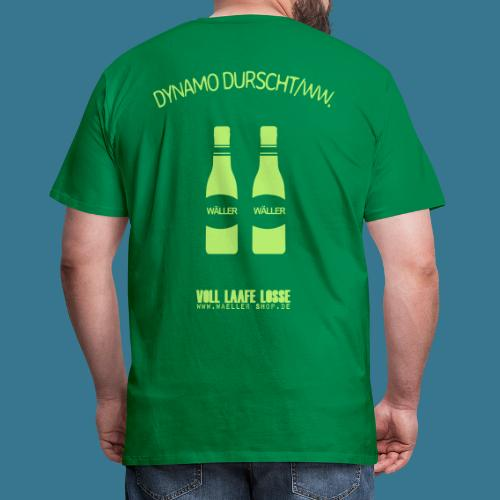 Westerwald-Bierland. Nichts für Weicheier. - Männer Premium T-Shirt